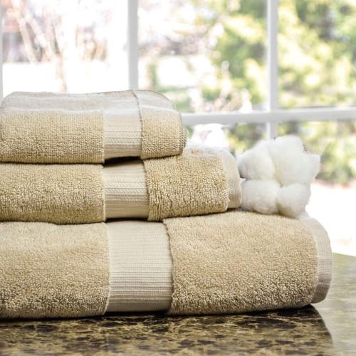 organic cotton eco friendly towels set