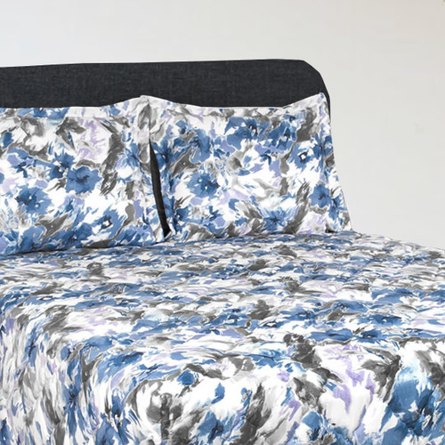 Monet Splash 3 pc Bedspread Set for Camper & RV