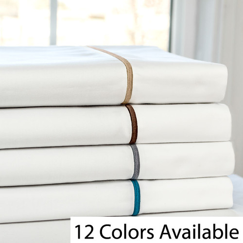 Sorrento Italian Cotton Sheet Sets for Camper & RV