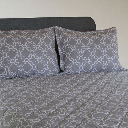 Greystone 3 pc Bedspread Set for Airstream ®