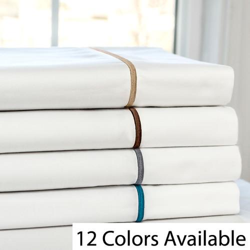 Sorrento Italian Cotton Sheet Sets for Winnebago