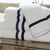 heirloom ribbon trim towel cotton towels collection