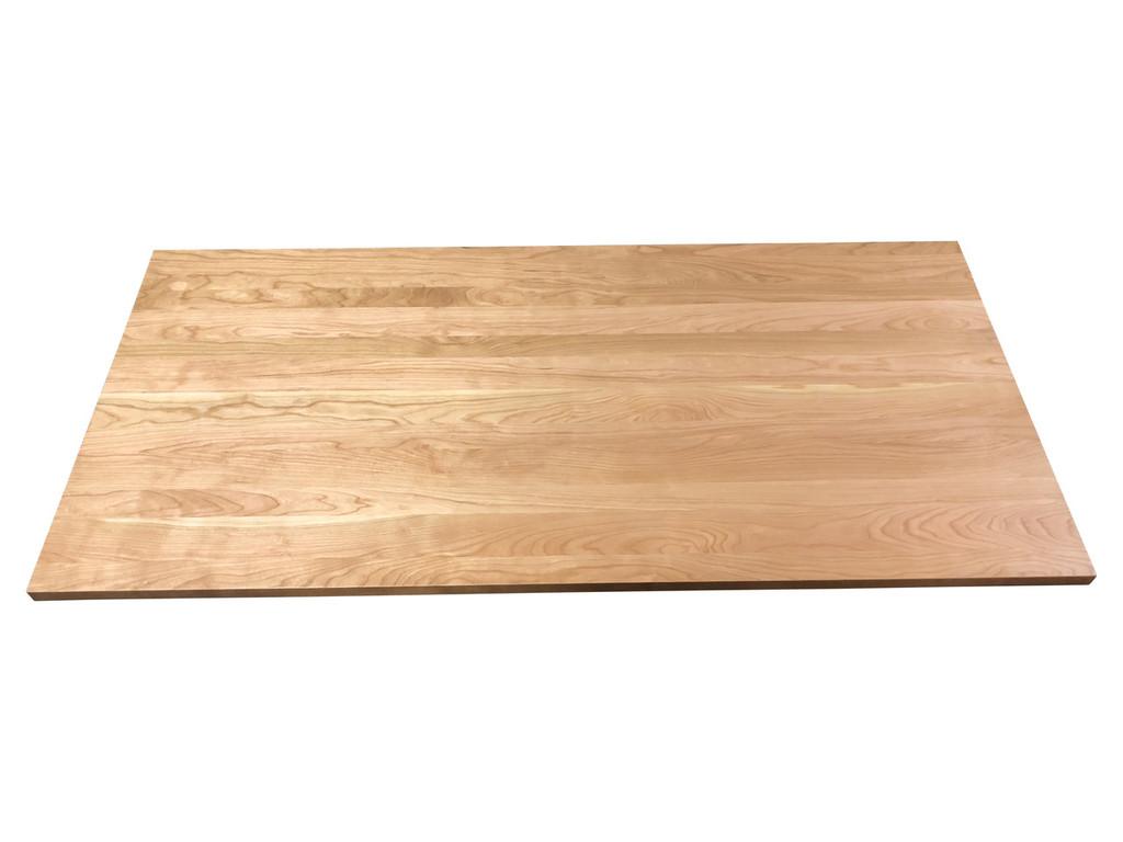 Wood Computer Desk Top in Cherry