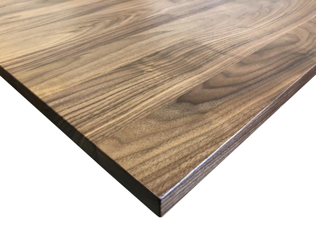 Walnut Executive Desk Top