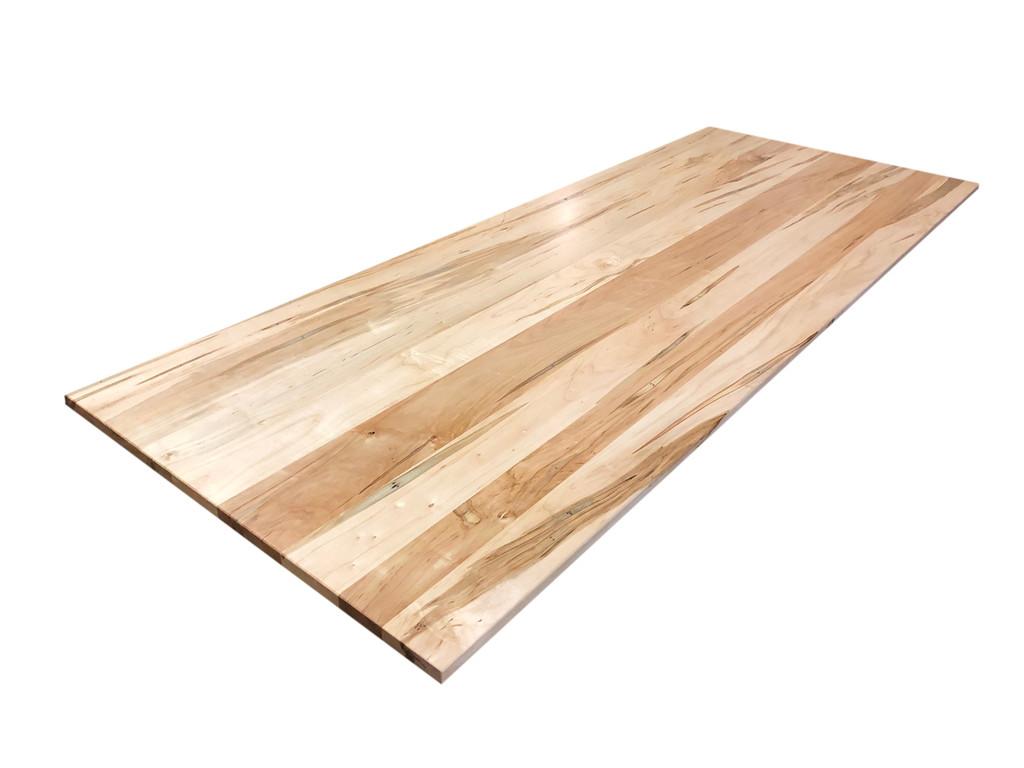 Ambrosia Maple Wood Office Desk Top