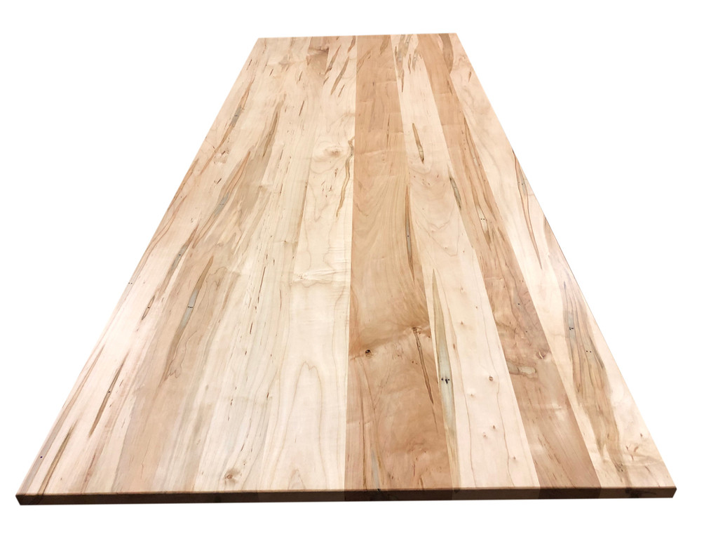 Ambrosia Maple Executive Desk Top