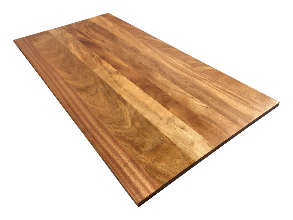 Sample: African Mahogany Wide Plank