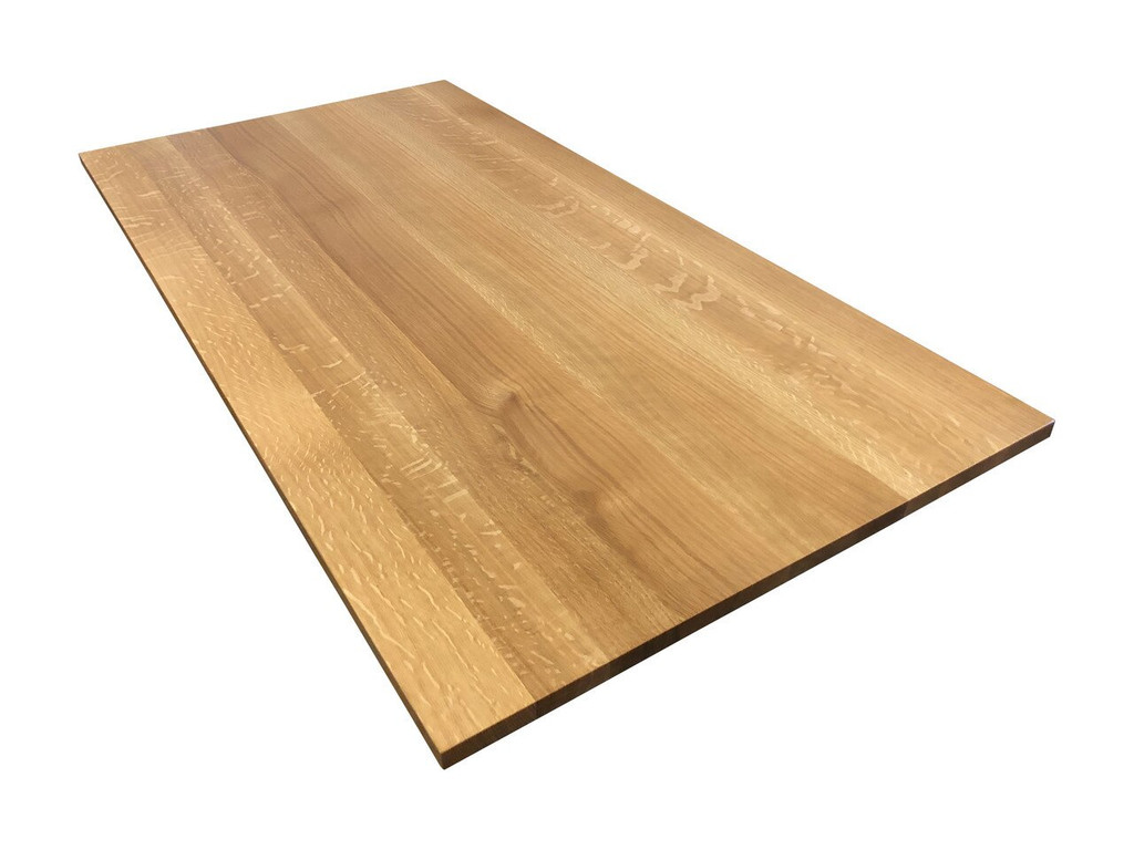 Sample: Quartersawn White Oak Wide Plank