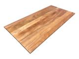 African Mahogany Wood Office Desk Top