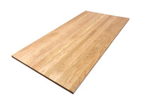 Cherry Wood Office Desk Top