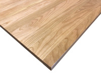 Solid Wood Desk Top in Cherry