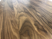 Walnut Wooden Desk Top