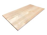 Hard Maple Wood Office Desk Top