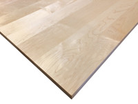 Solid Wood Desk Top in Hard Maple