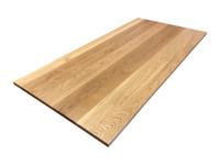 Build a Standing Desk with a White Oak Hardwood Desk Top