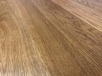 White Oak Hardwood Desk Top