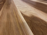 Sample: Calico Hickory Wide Plank