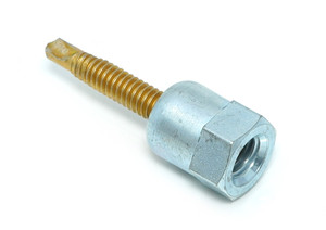 "Image of Sammys® 3/8"" Swivel Threaded Rod Anchor for Steel, 3/8""-16 Rod Size, 1/4""-20 x 1"" Screw Size - SH DSTR 1 - 8137957, 25/Box"