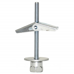 "Image of Sammys® 3/8"" Vertical Threaded Rod Anchor for Drywall, 3/8""-16 Rod Size, 1/4"" x 3"" Screw Size - SST 30  - 8064925, 25/Box"