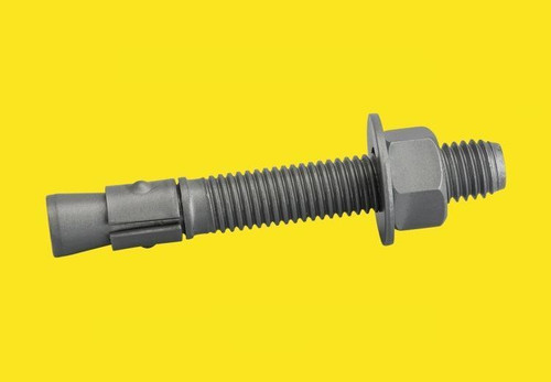 "Image of 3/8"" x 2-3/4"" Wedge-All® Mechanically Galvanized, 50/Box"