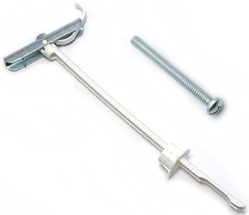 """Image of 1/4""""-20 FlipToggle Anchor with 2-1/2"""" Screw Bolt FT25250C10 (10/Box)"""