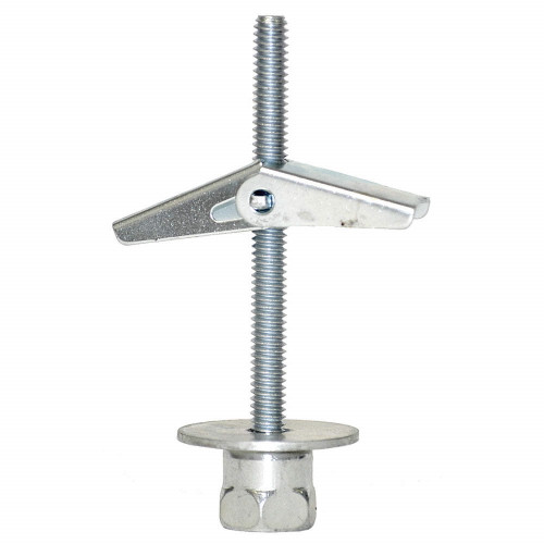 """Image of Sammys® 3/8"""" Vertical Threaded Rod Anchor for Drywall, 3/8""""-16 Rod Size, 1/4"""" x 3"""" Screw Size - SST 30  - 8064925, 25/Box"""