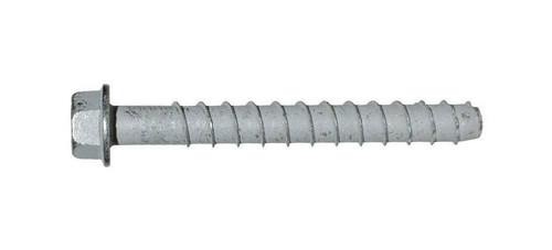 "Image of 5/8"" x 5"" Simpson Titen HD Concrete Screw Anchor Mechanically Galvanized - THDB62500HMG, 10/Box"