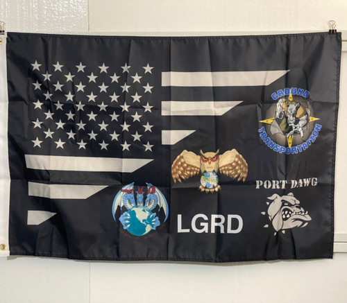 US/LGRD Flags