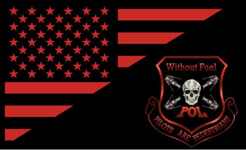 US-POL Flags