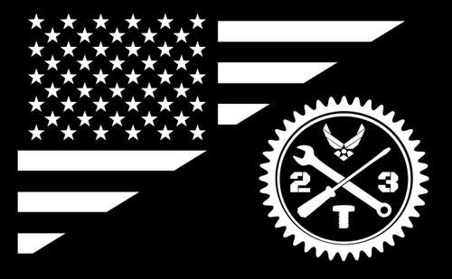 US/2T3 Flags
