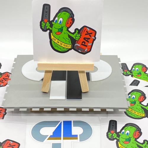 Pickle Pax Sticker
