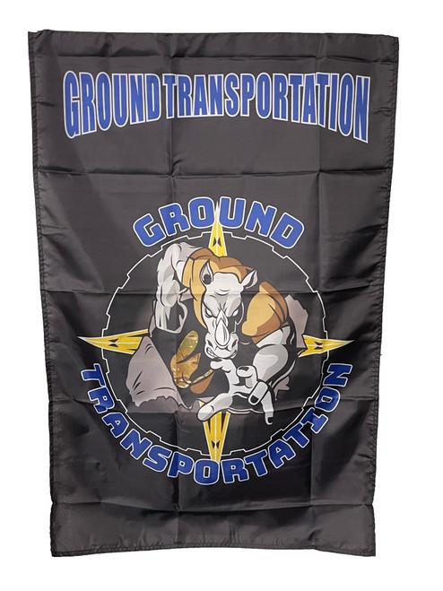 GROUND TRANS FLAG