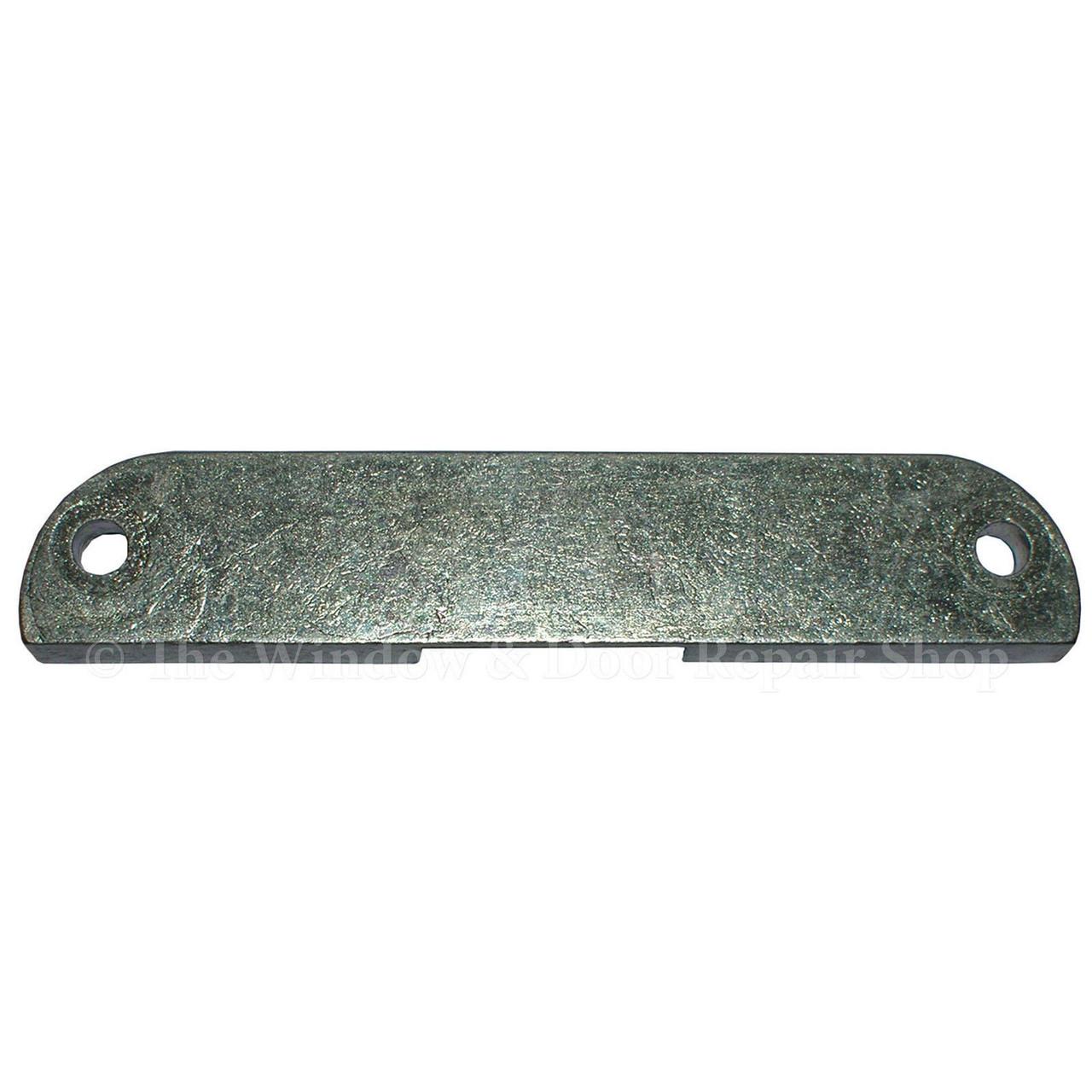 Upvc Door Latch Keep Strike Plate Gu Ferco E11807 Upvc Strike Plate
