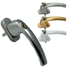 Hoppe Atlanta Tilt and Turn UPVC Window Handle