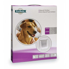 Staywell Petsafe Pet Door Flap Dogs White 740EF