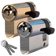 WRS Garage Door Half Cylinder Euro Door Lock