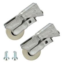TSS Pair CA865 Patio Door Roller Wheels 38mm Sliding Steel CA862 CA863
