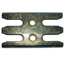 Avocet Universal Espag Mushroom UPVC Window Keep ERKUNIM Striker Plate