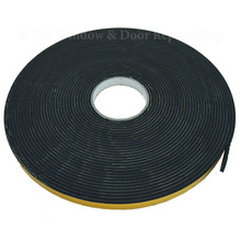 WRS Black High Security Glazing Tape DSX 15mm x 4mm x 20 metres