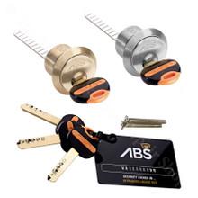 Avocet ABS High Security Rim Cylinder Door Lock