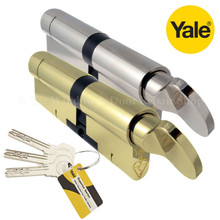YALE Superior 1 Star Thumb Turn Anti Snap Euro Cylinder UPVC Front Door Lock