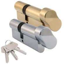 Mila Pro Linea Thumb Turn Euro Cylinder UPVC Front Door Lock