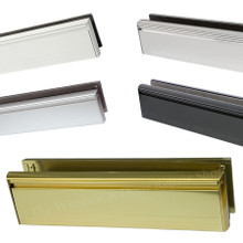UAP 12 Inch All Aluminium Letter Box