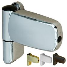 Avocet Triad Door Flag Hinge 3D Adjustable for uPVC Doors
