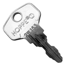 Hoppe Tilt and Slide Replacement Window Handle Key 2W153