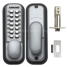 Hoppe Arrone AR/D-195 MC Push Button Digital Door Lock