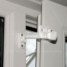 Mila UPVC Window Ventilation Restrictor A - Tek