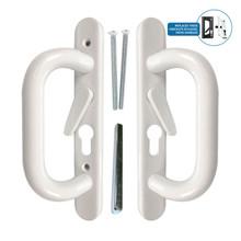Tilt /& Slide Patio Door Handle Set UPVC Doors Hoppe Paris Lever Pair Set