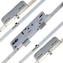 Fuhr 856 Type 8 Multipoint Door Lock 2 Roundbolt 2 Roller 92PZ