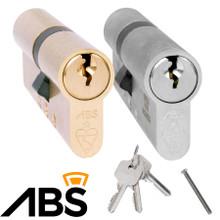 Avocet ABS Pioneer 1 Star Euro Cylinder UPVC Front Door Lock TS007